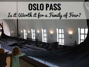 Oslo Pass for a family travelling to Oslo, Norway