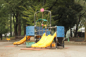 5 Fun Playgrounds for Visitors to Tokyo, Japan - Euno Park