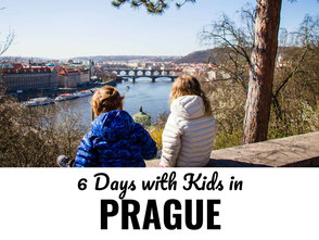 Prague Itinerary with kids