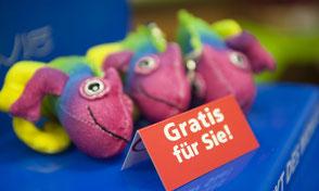 """Die St Barbara Apotheke in Grossrosseln bietet jeden Monat aktuelle Angebote in ihrm Flyer """"Der gesunde Preis"""""""