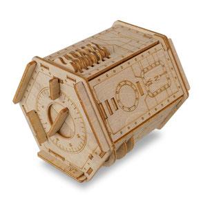 Room Escape, Knobelspiel Fort Knox
