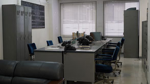 3階 昭和レトロオフィス・警察署・役所