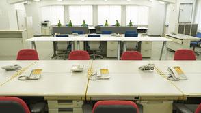 2階 大オフィス コールセンター・平成オフィス