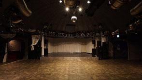 ライブハウス ステージ ロケ