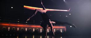 Erfolg Bildsprache Tänzer