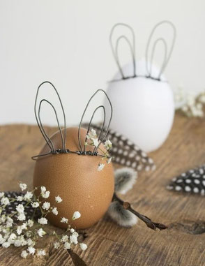 Easter decor inspiration via myscandinavianhome.com