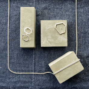 Pale Concrete Block Set, Photo Props by PASiNGA