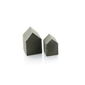 Mini Concrete House Set of Two by PASiNGA