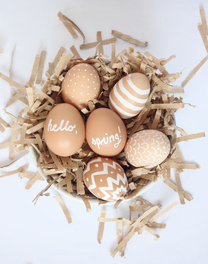 Easter Decor Ideas, Collection via PASiNGA.com image via Pinterest