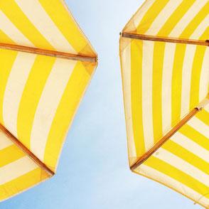 Five Yellow Summer Garden Decor Ideas by PASiNGA