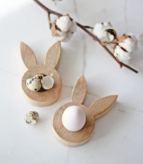 Easter Decor Inspiration via style-files.com