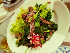 Spicy Beef Salat Marnee Thai