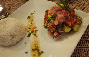 Bali Cafe Restaurant Seminyak Oriental Tatar
