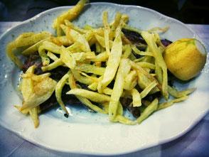 Mezedopoleio Noulis bacon chops