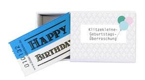 Geschenk Schachtel 3,70 EUR