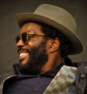 Chad L Coleman at Weekend of Hell