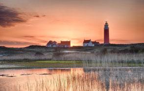 524. Steiger IJsselmeer bij zonsopkomst