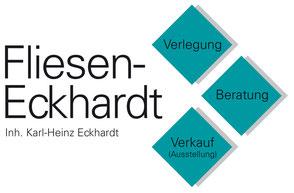 Fliesen-Eckhardt Spangenberg Logo