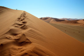 Sossusvlei Namibia, Kleingruppenreise