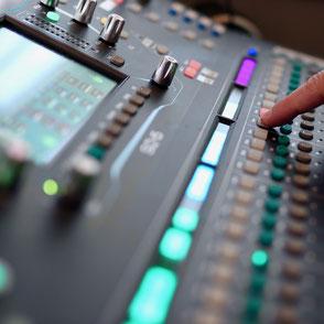 Tontechnik Mikrofon