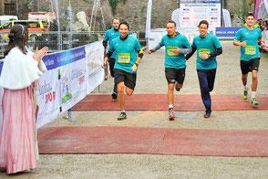 Team-Staffel | 42 Kilometer verteilt auf 5 Personen