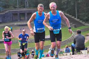 Duo-Staffel | 42 Kilometer verteilt auf 2 Personen