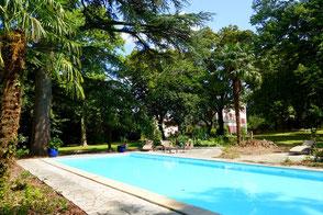 Cap de Castel, chambre d'hôte Puylaurens, piscine, Tarn, Pays de Cocagne, Terres d'Autan, office de tourisme, proche de Toulouse