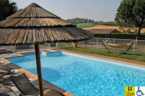 Hôtel Cuq Toulza, La Bombardière, Tarn, Pays de Cocagne, Terres d'Autan, office de tourisme, hôtel proche de Toulouse