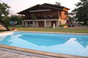 Lardenne, gite Aguts, piscine, Tarn, Pays de Cocagne, Terres d'Autan, office de tourisme, gite proche de Toulouse, Montagne Noire