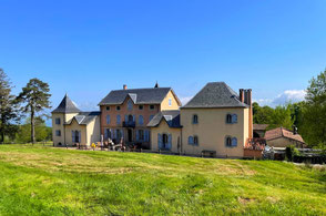 Hébergement de groupe à Massaguel, En Dardé, Tarn, Pays de Cocagne, Terres d'Autan, office de tourisme, hébergement de groupe proche de Toulouse, château
