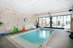 La Roque, gite Dourgne, piscine, Tarn, Pays de Cocagne, Terres d'Autan, office de tourisme, gite proche de Toulouse