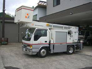 15M高所作業車
