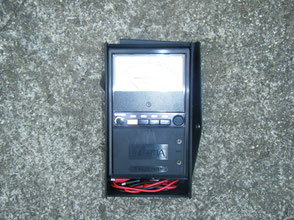 インピーダンス測定器