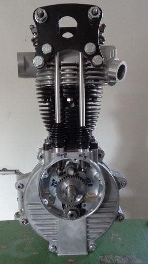 Arielmotor komplette Neukonstruktion