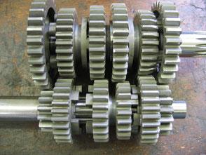 Suzuki RG 500 Getriebe für Trockenkupplung