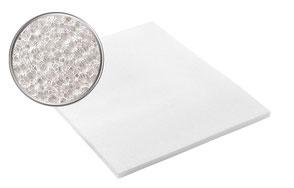 Cutimed Siltec Produktaufbau und Darstellung der Schichten