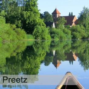 Preetz, Kirchsee, Ferienwohnungen