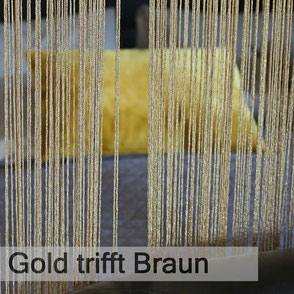 """Ferienwohnung """"Gold trifft Braun"""""""