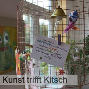 """Fereienwohnung """"Kunst trifft Kitsch"""""""