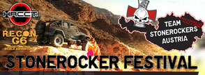 Abbildung: Stonerocker-Festival 2014
