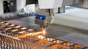 FactoryBusiness in der Metall- und Blechbearbeitung