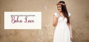 jetzt die neue Brautkollektion BOHO LOVE  entdecken