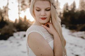 zarte Spitzen Hochzeitskleider
