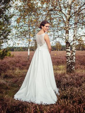 """Vintage Hochzeitskleid """"Tama"""""""