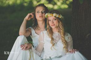 Mix & Match Kollektion - zweiteilige Brautkleider