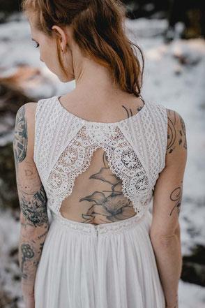 Brautkleider Vintage Spitze