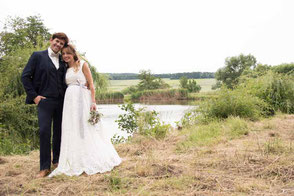 Brautkleid für Schwangere - Umstandskleider