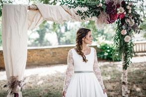 vegane Brautkleider bio und fair