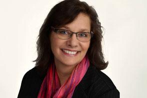 Augenoptikerin Monika Anders