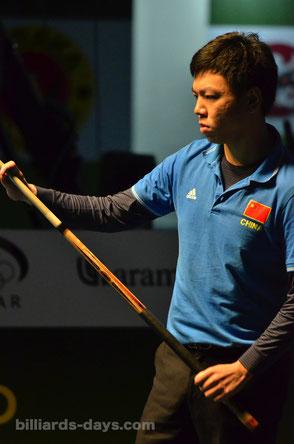呉珈慶 写真は2015世界選手権